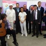 Vrijedna donacija: Udruzi slijepih Zagreb donirana oprema za proizvodnju tekućeg sapuna