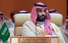 Na silici princ Mohammed bin Salman,  EPA