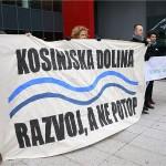 Zelena akcija tuži Ministarstvo zaštite okoliša i energetike zbog HES Kosinj