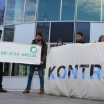 Kampanja Zelene akcije ide dalje! Donošenje lex LNG-a ne znači i realizaciju samog projekta!