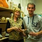 Arheološki muzej nam pomaže da se zaposlimo