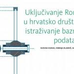 """Objavljena publikacija """"Uključivanje Roma u hrvatsko društvo: istraživanje baznih podataka"""""""