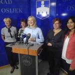 Grad Osijek potpisao sporazum o suradnji s četirima udrugama: Kreće građanski odgoj u pet osnovnih škola u Osijeku