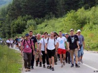 Marš mira 2017. godine (DW/Marinko Sekulic )