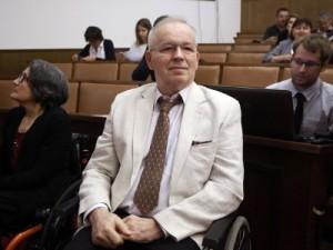 Na slici dobitnik priznaja Zorislav Bobuš. Foto HINA/ Dario GRZELJ/