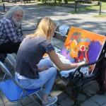Likovna kolonija URIHO 2018: Umjetnici, ljubav, tradicija i druženje