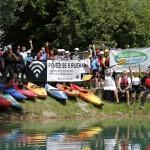 """Velikim skokom"" obilježen Dan europske Amazone"