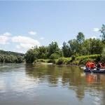 """WWF: Posljednja etapa kampanje """"Naše rijeke, naše blago!"""" 7. i 8. srpnja na Dravi"""