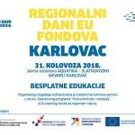 Regionalni dani EU fondova u Karlovcu