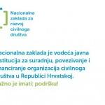 Nacionalna zaklada raspisala pet natječaja