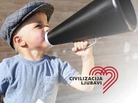 Civilizacija ljubavi: Poziv na pomoć školarcima