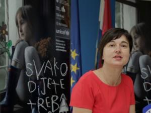 Na slici Valentina Otmačić. foto HINA/ Tomislav PAVLEK
