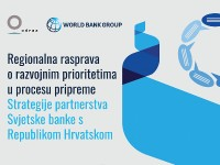 Poziv na savjetovanje o prioritetima partnerstva Svjetske banke s Republikom Hrvatskom