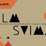 Film svima, treće izdanje ciklusa filmova prilagođenih gluhim i nagluhim osobama