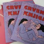 """Časopis za mlade, """"Crvena knjiga"""", stiže na vrata 57 učeničkih domova"""