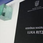 """Nagradu """"Luka Ritz – Nasilje nije hrabrost"""" dobit će učenici Tvrtko Šapina i Mislav Matijević"""