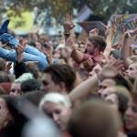 """Ogroman odaziv građana na koncert """"protiv ksenofobije"""" u Chemnitzu"""