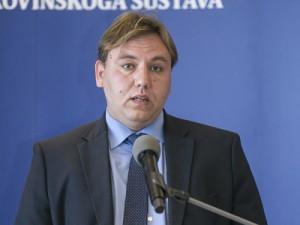 Na slici: zamjenik upraviteljice Nacionalne zaklade za razvoj civilnoga društva Luka Bogdan