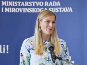 Državna tajnica za šport Janica Kostelić