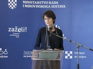 EU povjerenica Marianne Thyssen, foto: MRMS