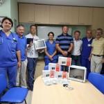 Donacija za bolnicu: 'Raketa, hvala ti za novu opremu…'