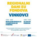 Regionalni dani EU fondova u Vinkovcima