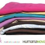 Humana Nova i Roda – skupljanje rabljene odjeće i obuće