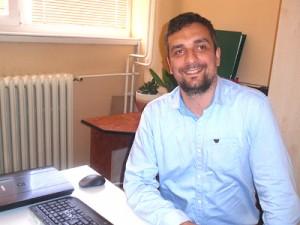 Na slici Branimir Šutalo,  Foto: In portal
