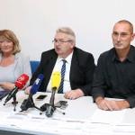 Blokirani sumnjaju da je Hanžekovićev ured imao dominantan utjecaj na izradu novog ovršnog zakona