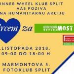Humanitarna akcija za Hrvatsku nogometnu reprezentaciju beskućnika