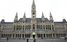 Rathaus (Gradska vijećnica), u Beču. foto HINA/ Lana SLIVAR DOMINIĆ/