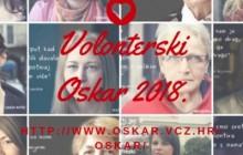 Troje finalista za Volonterskog Oskara 2018., o dobitniku odlučuju građani