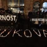U Beogradu zapalili svijeće za Vukovar: 'To je bio barbarizam'