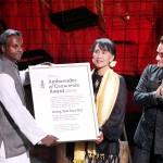 "Amnesty International oduzima Aung San Suu Kyi titulu ""veleposlanice savjesti"""