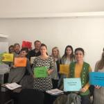 Zagreb i Osijek: Održana radionica o menadžmentu volontera u projektima financiranima iz Europskog socijalnog fonda