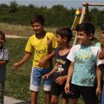 Sisački Romi prvi u Hrvatskoj dobili sportsko igralište