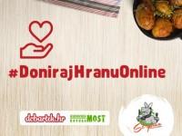Udruga Most pokrenula dobrotvornu akciju online doniranja hrane petkom
