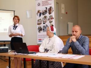 Na slici: Početna konferencija projekta, foto: kud.prigorje.hr