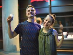 Na slici Bruno Isakovic i Mia Zalukar, foto: Silvija Dogan