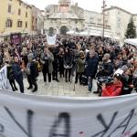 HHO: Pravosudnim skandalom u Zadru narušena ljudska prava optuženika i oštećenice