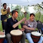 Orkestar Dobre vibracije: Besplatne radionice bubnjanja za mlade s teškoćama