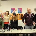 Pussy Riot u Zagrebu: Situacija u Rusiji sve je gora, ali je i otpor sve veći