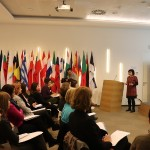 Na slici: prof.dr.sc. Kristina Urbanc, Studij socijalnog rada