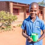 'Marijini obroci' započeli program prehrane djece u Zimbabveu