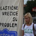 Greenpeace upozorava da se obavezna naplata laganih plastičnih vrećica mahom ne provodi