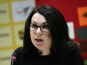 Na slici Ivana Žanić, foto HINA/ TANJUG