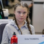 16-godišnja švedska aktivistica Greta Thunberg pokrenula tisuće mladih diljem svijeta na prosvjed za klimu