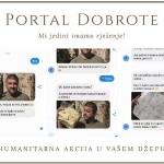 Portal Dobrote pokrenuo inovativnu aplikaciju pomoću koje se može donirati direktno krajnjim korisnicima
