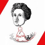 Strašne žene sve u 16! ~ Rosa Luxemburg