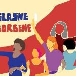 Noćni marš za 8. mart: Glasne i borbene